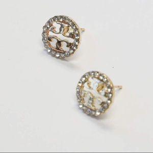 New Tory Burch earrings